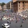 İtalya Roma Piazza di Spagna (ispanyol Merdivenleri ) Canlı izle