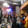 Amerika Kaliforniya San Francisco  Brainwash Cafe Canlı izle (Sesli)
