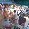 Amerika Florida Key West William Street Schooner wharf Bar Canlı izle