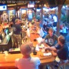 Amerika FL. Key West Charles Street Smokin Tuna Bar Cafe Salon Canlı izle