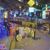 Tayland Koh Samui Adası Sweet Soul Cafe sokak Canlı izle