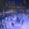 New York Manhattan Bryant Park Buz Pisti Canlı izle