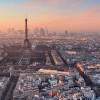 Fransa Paris Montparnasse Panoramik manzarası Canlı izle